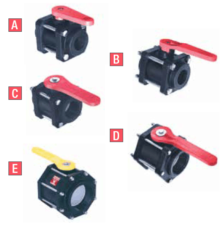 bolted ball valves