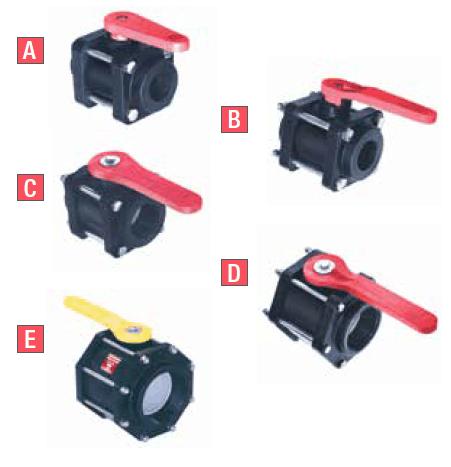 bolted ball valves