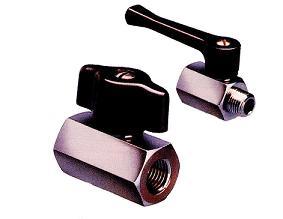 crome ball valves